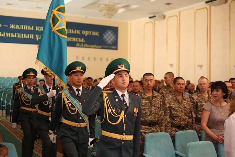 Батысқазақстандық шекарашылар Кәрім Мәсімовтің атынан медальдармен марапатталды