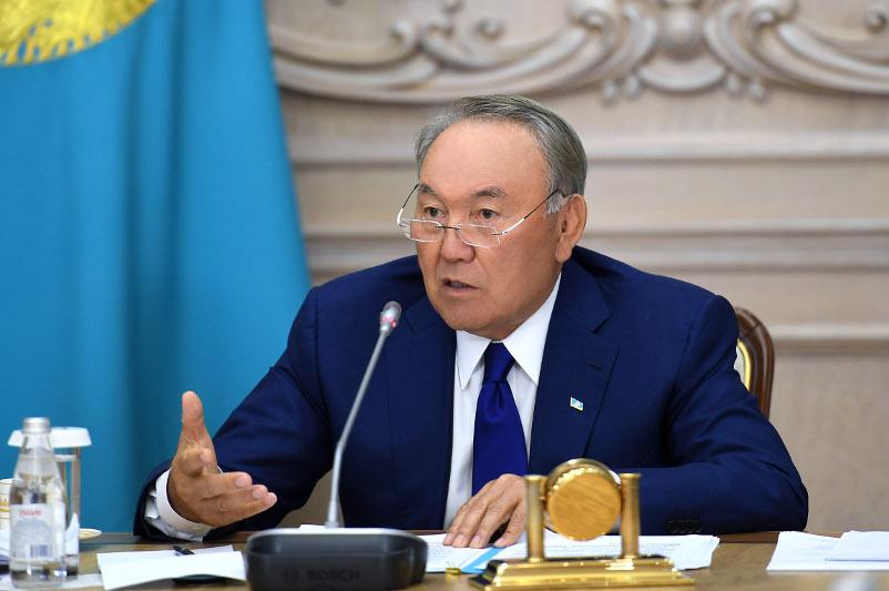 Проблему Аральского моря прокомментировал Нурсултан Назарбаев