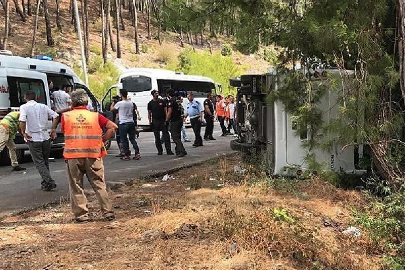 В турецком ДТП пострадал казахстанец