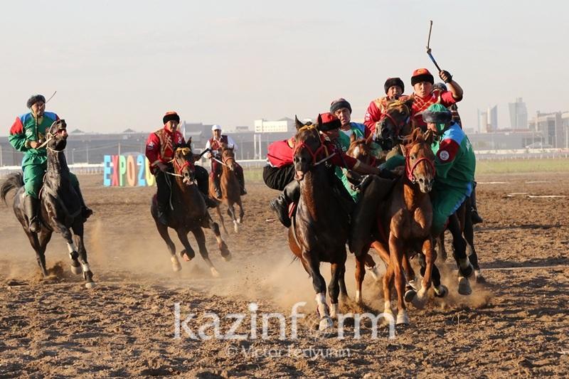 Кыргызы оказались сильнее монголов на ЧМ мира по кокпару