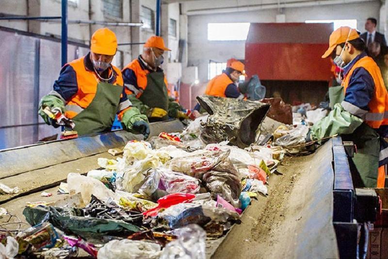Әр қазақстандық жылына 300-450 келі қоқыс шығарады