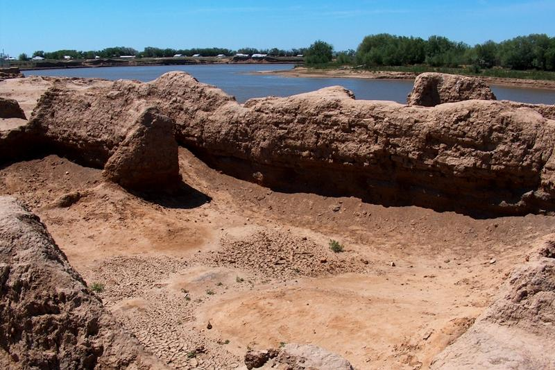 Резиденцию Касым хана ищут археологи в городище Сарайшык