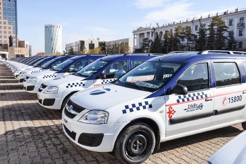 Сколько средств акимату Астаны помог сэкономить переход на услуги такси