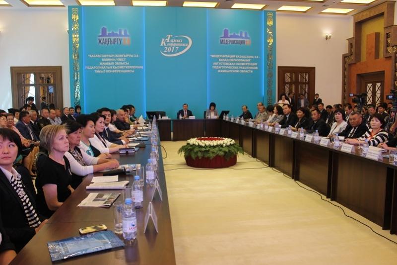 Школу для одаренных детей откроют в Жамбылской области