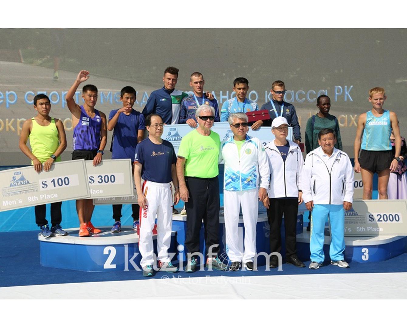 Победители марафона ШОС и СВМДА получили по $13 тысяч