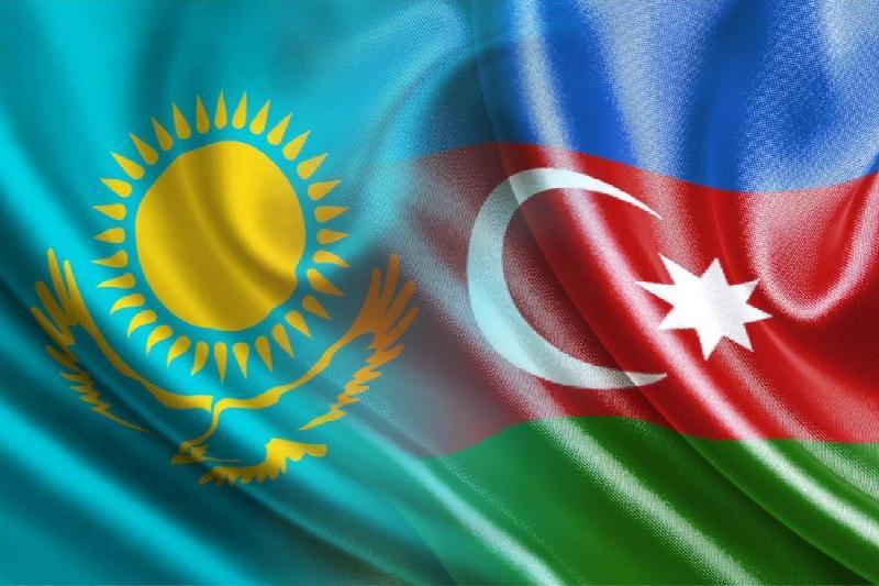 阿塞拜疆独立101周年庆祝会在努尔-苏丹举行