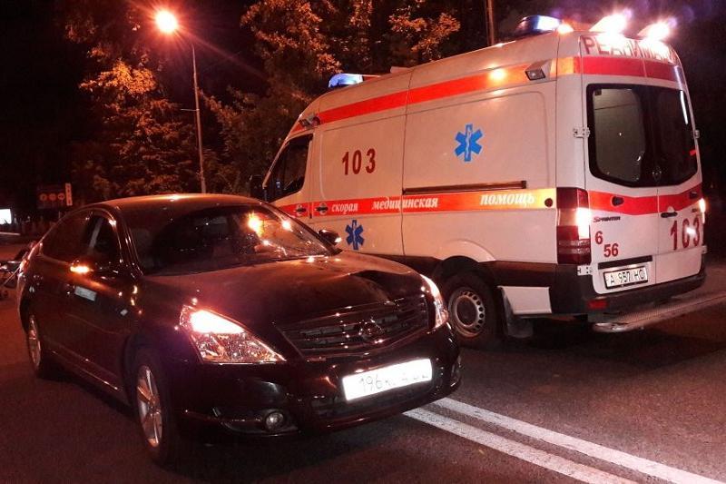 В Алматы пешеход угодил под иномарку