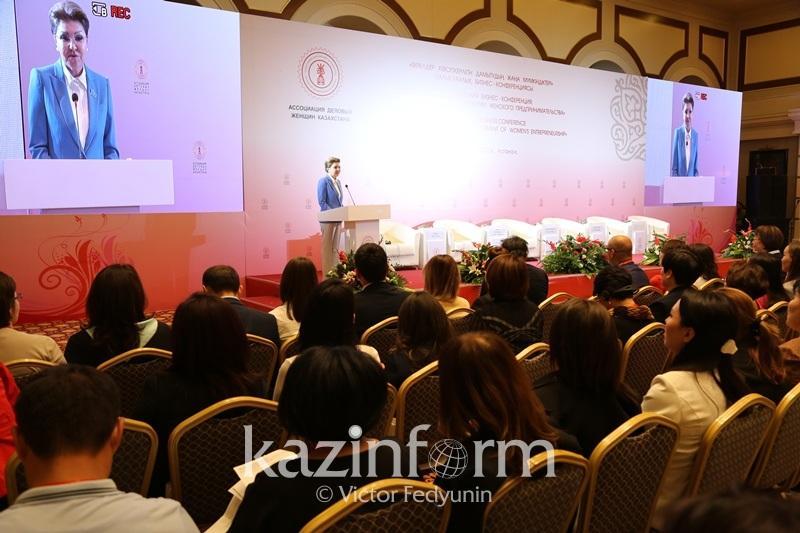 Нам приходится побеждать в жёстком мужском мире - Дарига Назарбаева
