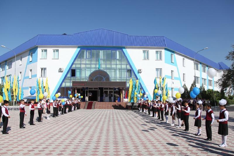 Имя Каратая Турысова присвоили школе в Таразе