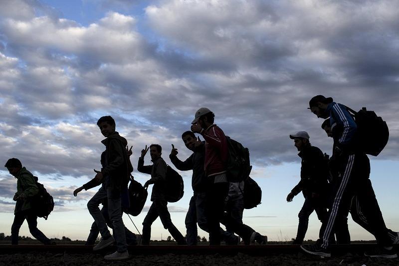 1.85万名难民从希腊被安置到其他欧盟国家