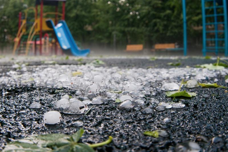Hail to hit W Kazakhstan