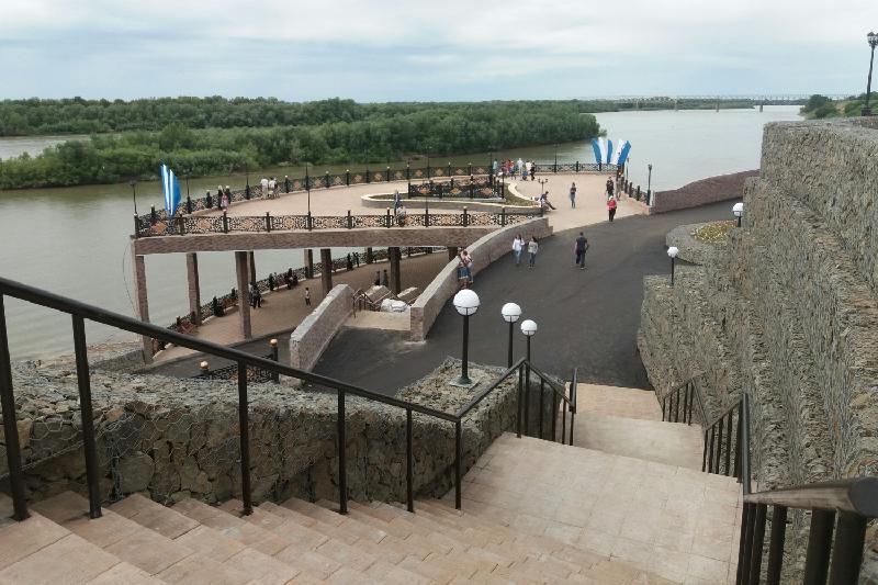 Гребной канал построят в Павлодаре с минимальным для экологии ущербом