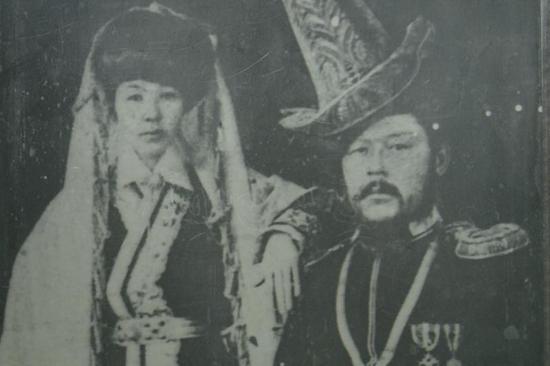 Выставка о Жангир хане открылась в Атырау