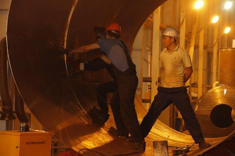 После критики Премьера запустили простаивавший завод в Атырауской области