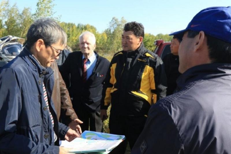 Триатлонную зону и этноаул построят в Павлодаре