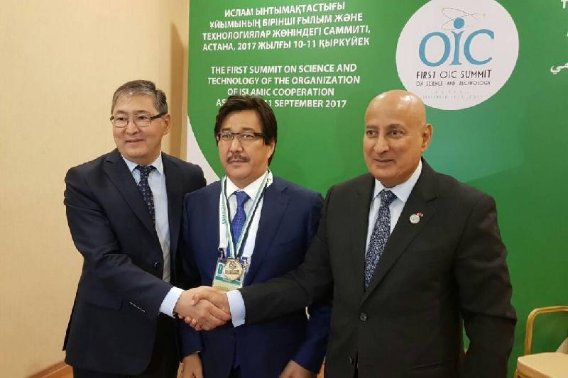 Ғалым Мұтанов ISESCO сыйлығын алды