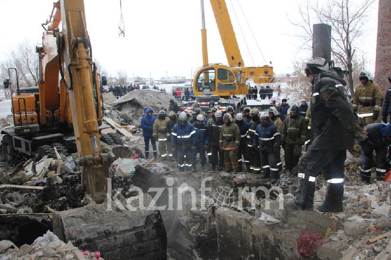 Условный срок получил председатель домкома по взрыву отопительного котла в Шахане