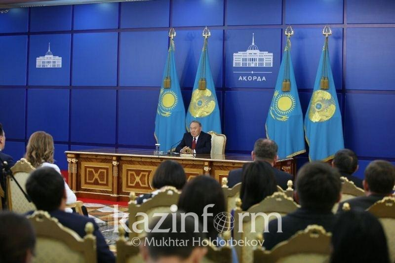 Kazakhstan may send peacekeepers to Syria, if UN makes such decision - Nazarbayev