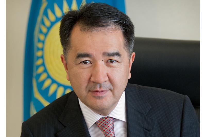 Kazakh PM on working trip to Zhambyl region
