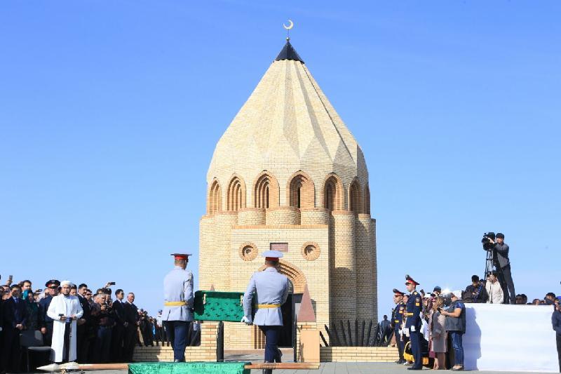 Кейкі батыр кесенесі «Киелі Қазақстан» жобасына кіреді