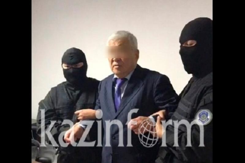 Шесть исков подали на арестованного замруководителя филиала «Казахавтодор» в Караганде