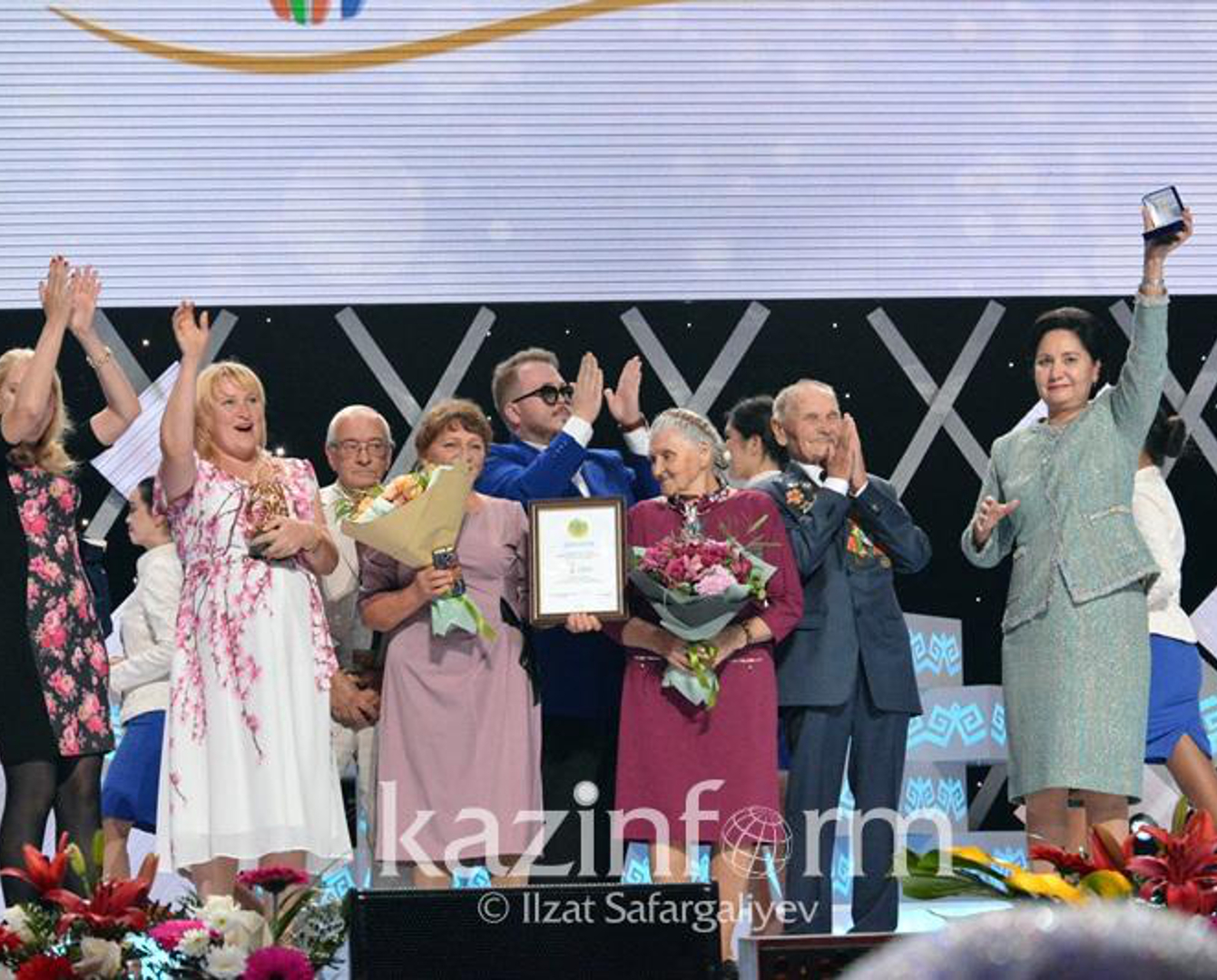 Лучшую семью Казахстана нашли в Карагандинской области