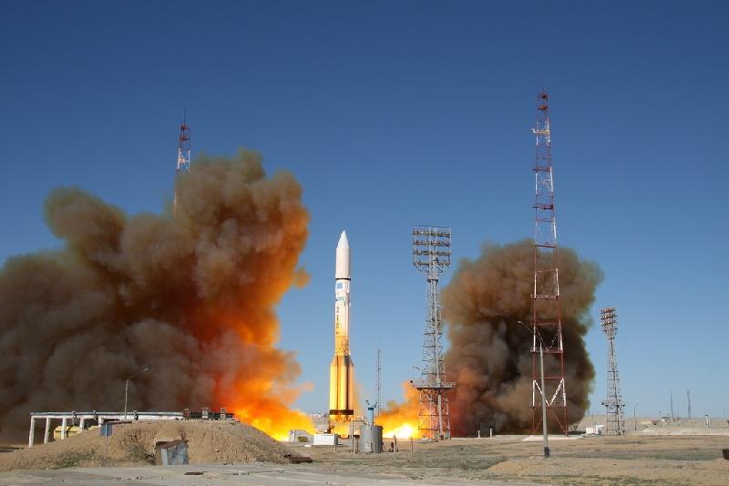 На Байконуре идет подготовка к запуску китайского спутника «АзиаСат-9»