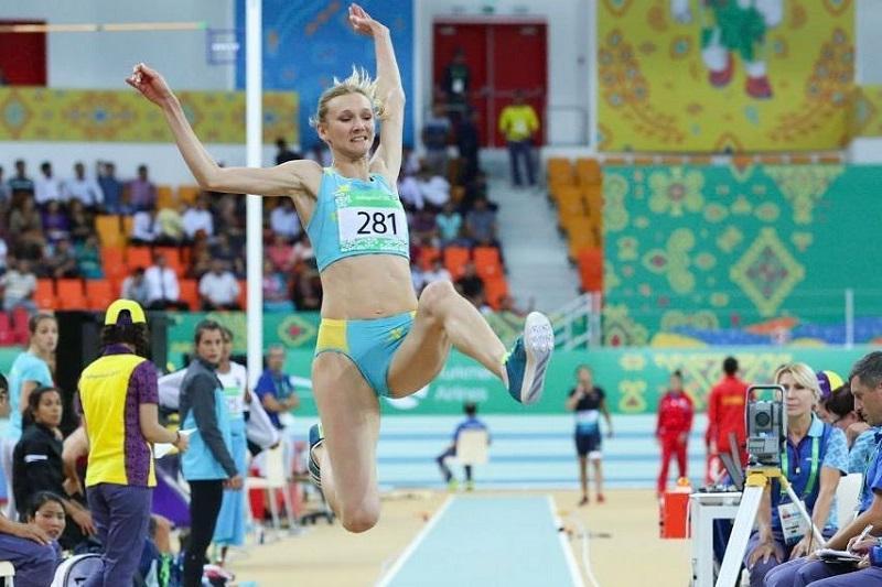 Ольга Рыпакова завоевала золотую медаль на V Азиатских играх