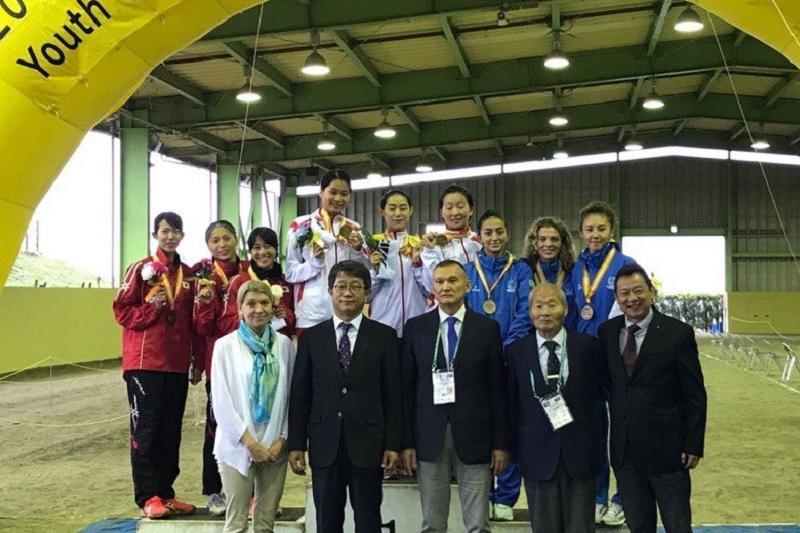 Три медали завоевали столичные пятиборцы на чемпионате Азии и Океании