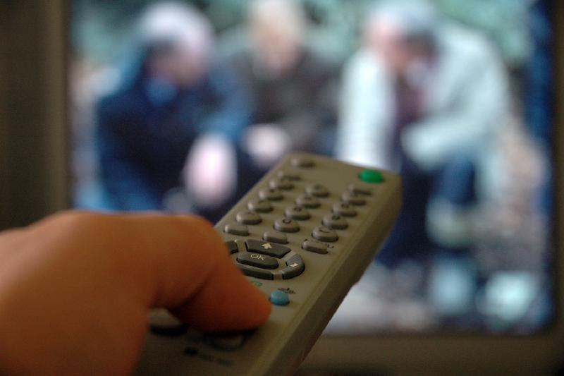 Законопроект: В госструктурах будут транслировать только отечественные телеканалы