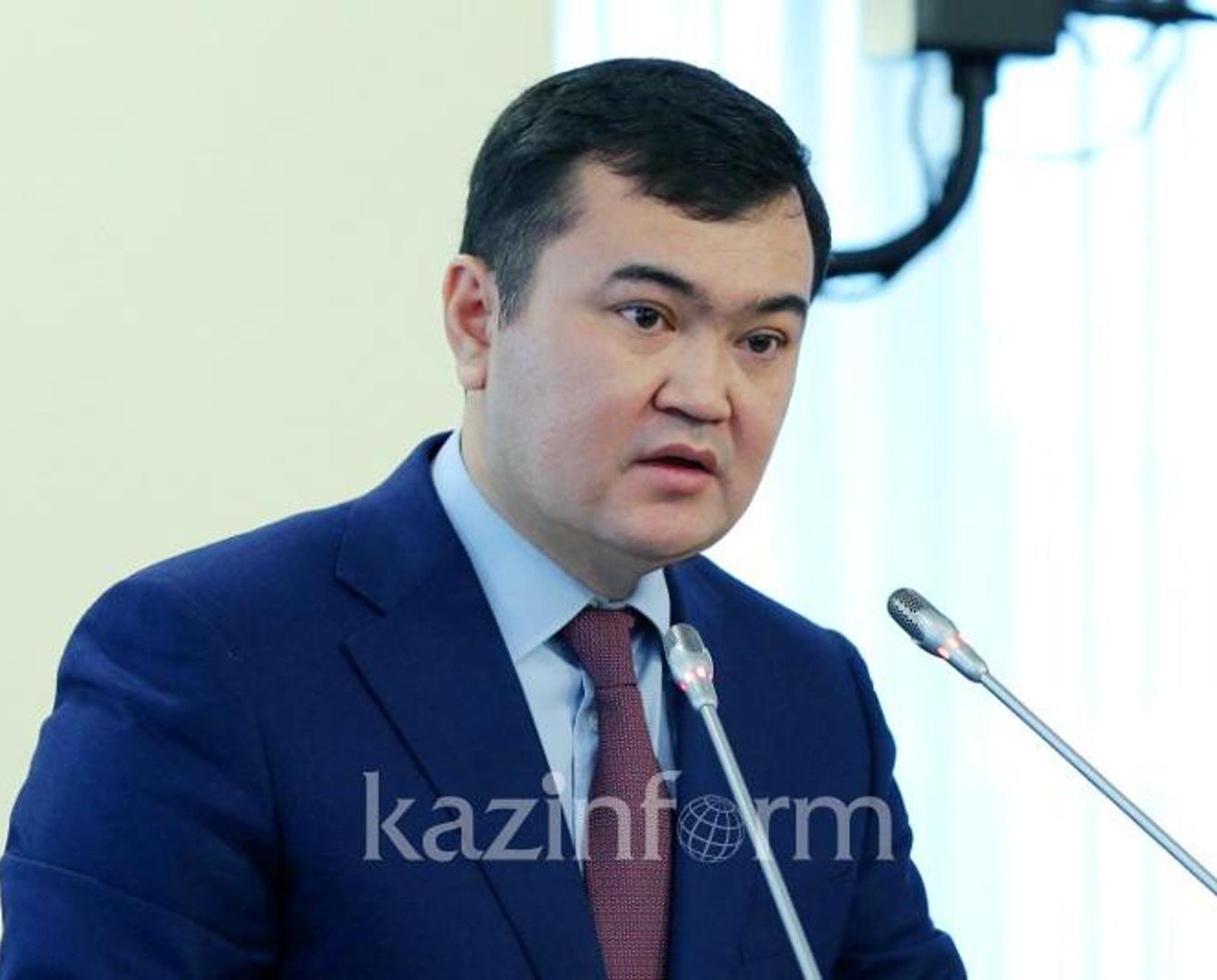 Казахстанская продукция экспортируется в 110 стран - Женис Касымбек