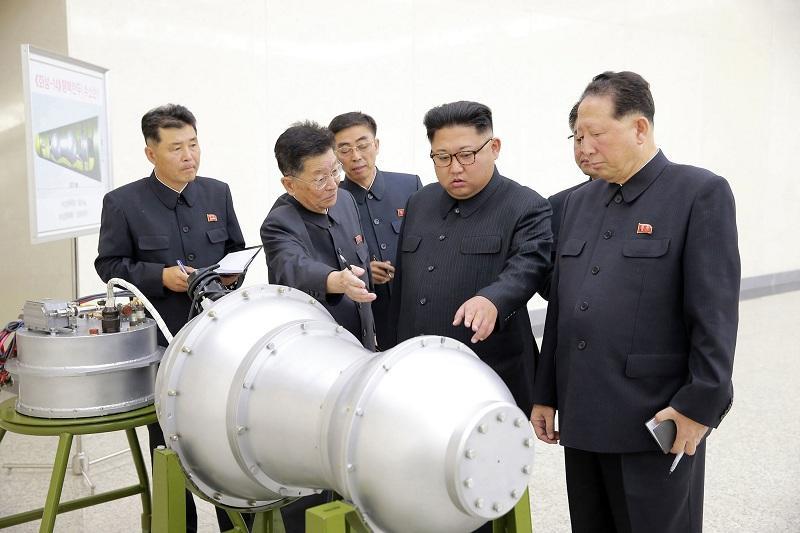 Северная Корея может провести самое мощное испытание водородной бомбы