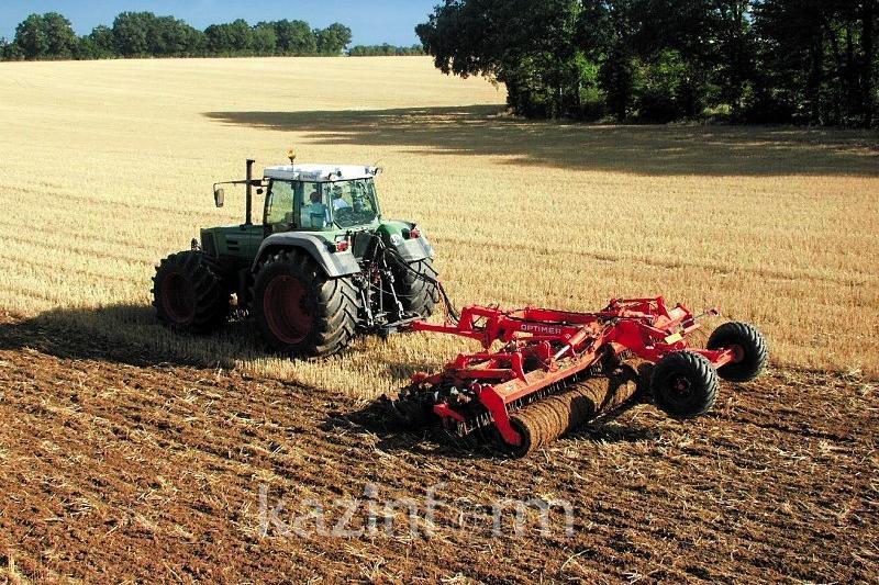 Сельхозпроизводство в Казахстане в 2017 году выросло на 2,9%
