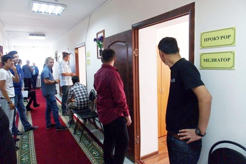 Центр пробации для бывших заключенных открыли в Атырау