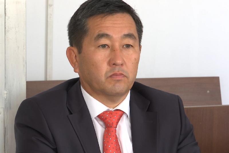 Талдықорған қаласы әкімінің орынбасары Асқар Тұтыбаев қызметінен кетті