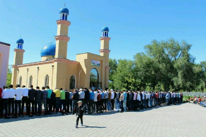 Алматы облысында екі мешіт пайдалануға берілді