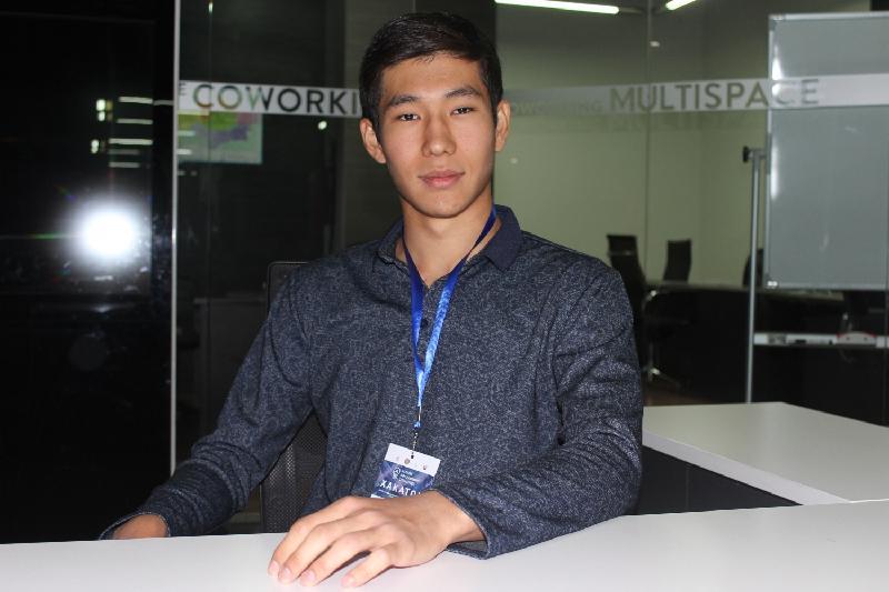 Астаналық студент су үнемдейтін озық технология ойлап шығарды