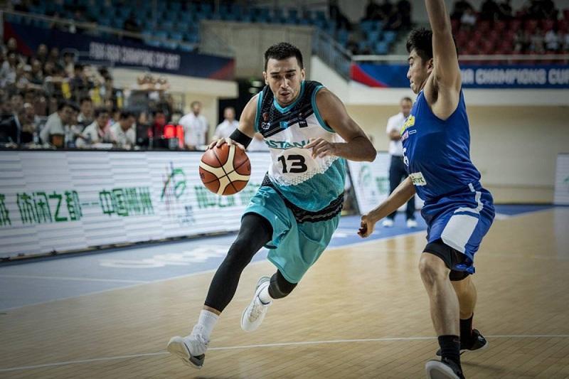 篮球亚冠:阿斯塔纳队半决赛将对阵中国新疆队