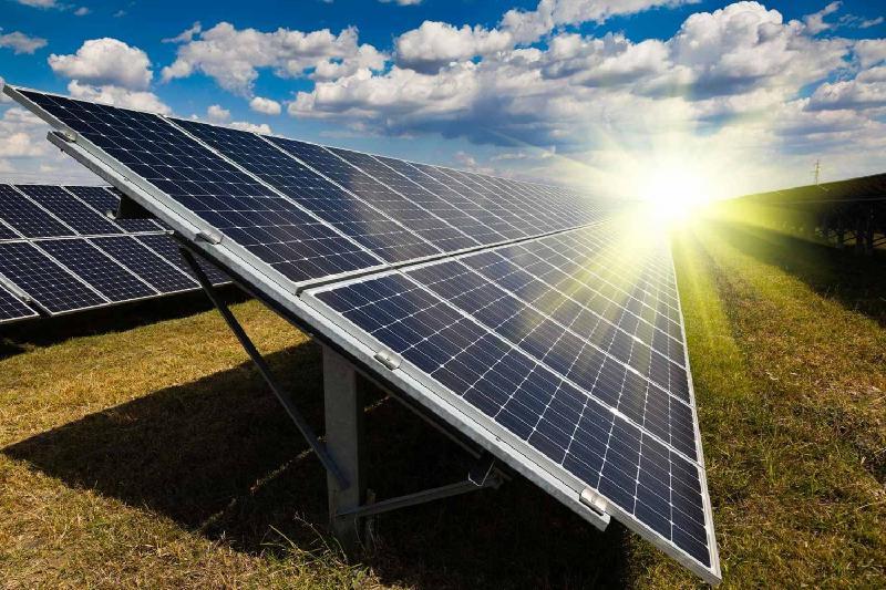 中亚最大太阳能发电厂在卡拉干达州建立