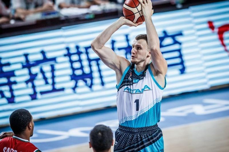 阿斯塔纳队获得亚洲篮球冠军杯季军