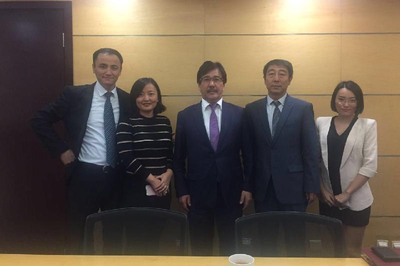 Создание международного IT-технопарка в Алматы обсудили в Китае