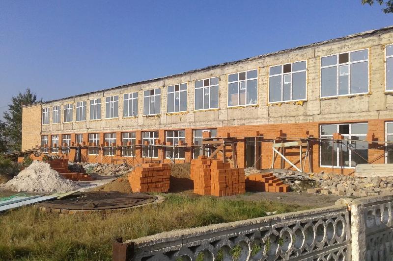 Учащиеся при обрушении школы в Карагандинской области не пострадали