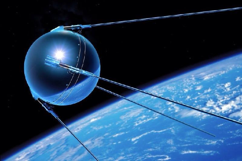 第一颗人造卫星发射六十周年