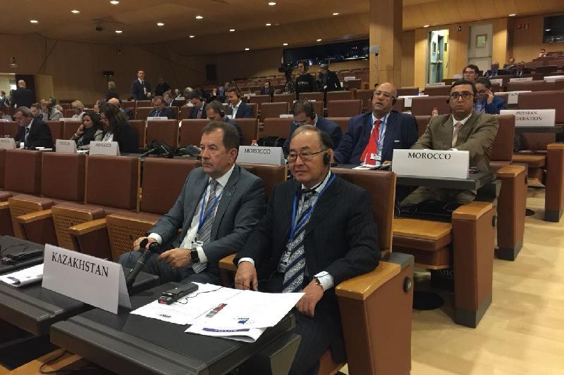 Сенаторлар ЕҚЫҰ ПА күзгі сессиясының жұмысына қатысуда