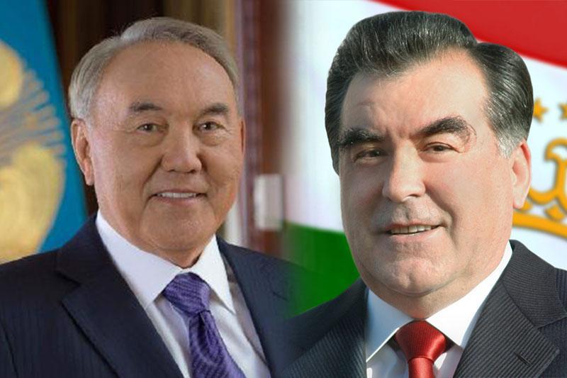 纳扎尔巴耶夫与塔吉克斯坦总统通电话