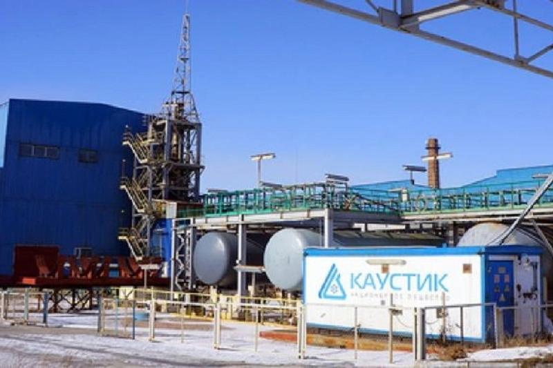 Казатомпром продает долю в компании «Каустик» за 4,09 млрд тенге
