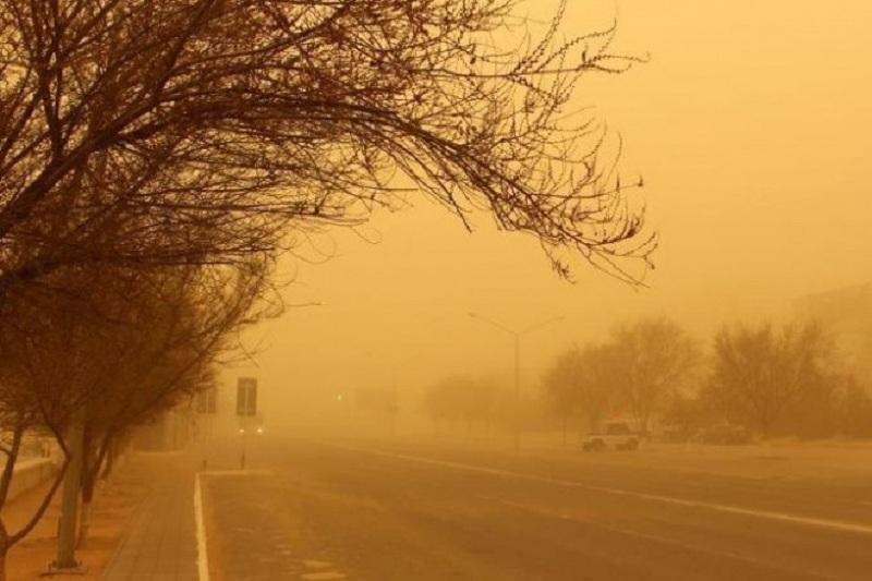 Meteorologists warn of possible storm in Kyzylorda region