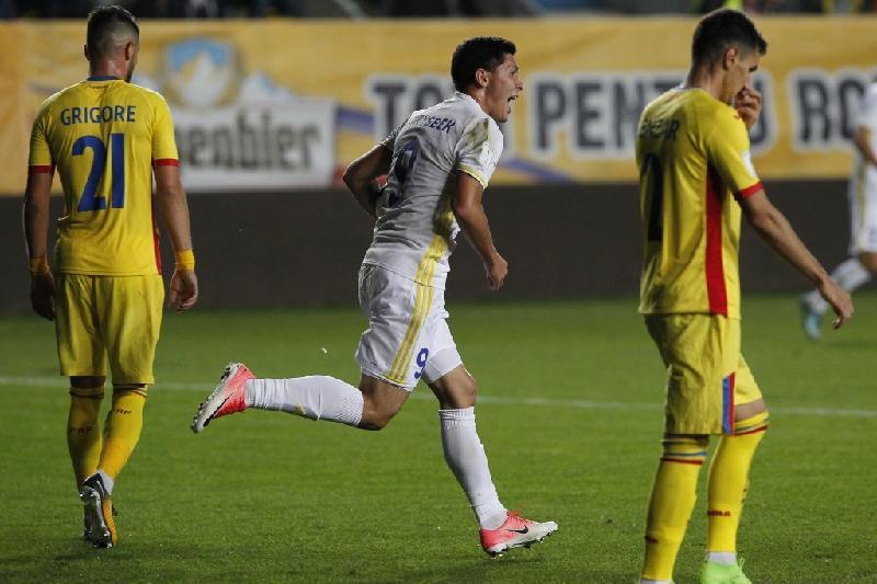Футболдан Қазақстан құрамасы Армениямен тең түсті
