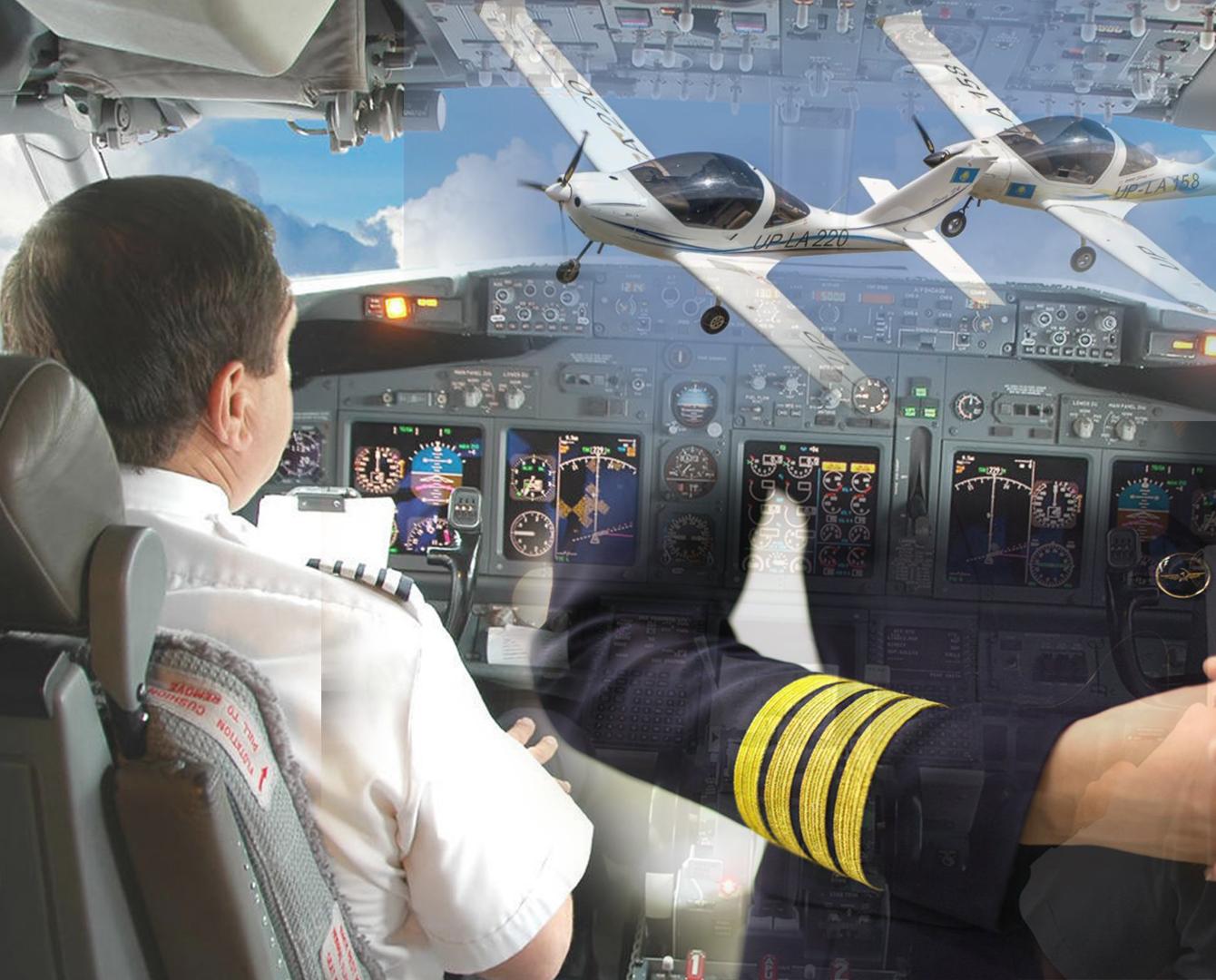 Новый учебный авиационный центр создадут в Астане в следующем году