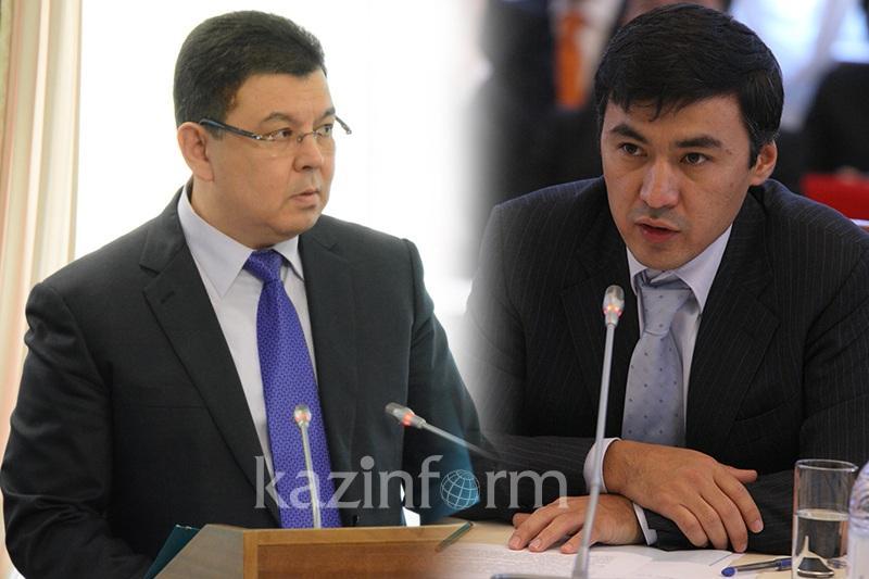 Премьер РК объявил выговор министру и уволил вице-министра энергетики